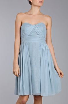 Blue bridesmaids £145, Okay. Don't buy this one, (Way too expensive) but something like it is okay!