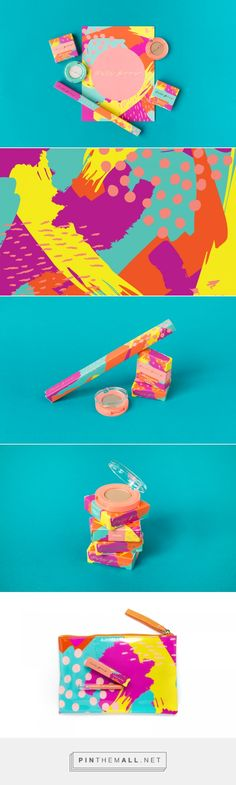 Full Brow - Eye Brow Make-up Packaging by Susu Studio Brand Identity Design, Graphic Design Branding, Logo Design, Web Design, Print Design, Cool Packaging, Brand Packaging, Beauty Packaging, Packaging Design Inspiration