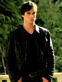Ian Somerhalder spielt Damon Salvatore » Fotos