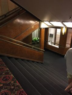 Staircase in the Que