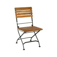 Outdoor Restaurant Folding Acacia Wood Chair - Perfect for outdoor dining for cafes, pubs and restaurants. Outdoor Dining, Outdoor Chairs, Outdoor Furniture, Outdoor Decor, Pubs And Restaurants, Outdoor Restaurant, Acacia Wood, Folding Chair, Table And Chairs
