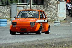 fiat126 Fiat 126, Retro Cars, Fiat Abarth, Steyr, Sports Car Racing, Cute Cars, Car Tuning, Modified Cars, Small Cars
