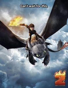 How To Train Your Dragon 2…
