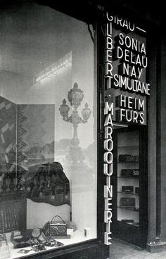 Sonia Delaunay Store, 1920s