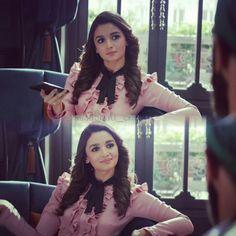 Cute Alia on the make my trip ad #editsby#RohiniHariharan