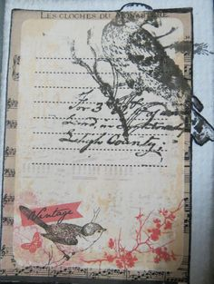 ATCs by kat gottke made 13th march 2015