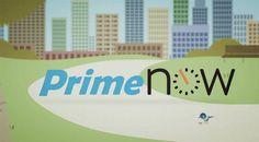 Prime Now ya esta disponible en España
