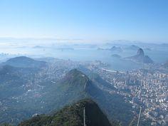 Vista de Río by Viviana Tipiani, via Flickr