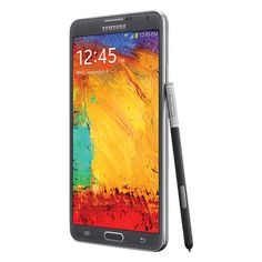 Galaxy Note 3 Android Smartphone in Gray from Verizon - 4G & S Pen | Samsung  I  GOT IT