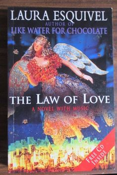 Law of Love: A Novel with Music by Laura Esquivel (Paperback, 1997)