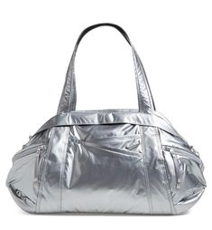Nike Victory Gym Club Metallic Duffel Bag