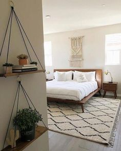 49 Minimalist Bedroom Design a few ideas for Simple your Home Room few ideas My New Room, Home Decor Bedroom, Bedroom Curtains, Bedroom Kids, Budget Bedroom, Bedroom Ceiling, Bedroom Wallpaper, Bedroom Plants, Couple Bedroom
