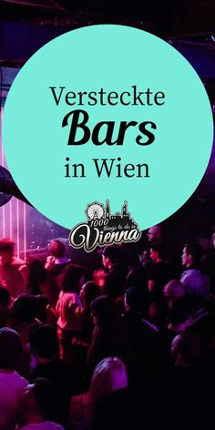 We take you on a little discovery tour in the Viennese nightlife. Travel Destinations, Travel Tips, Paris Tips, Night Bar, Gear Best, Nightlife Travel, Wanderlust Travel, Where To Go, Outdoor Activities