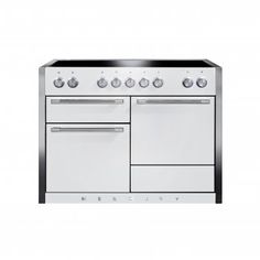 1200 Induction Hob Range Cooker
