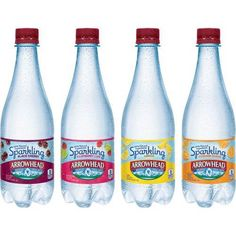 Free Arrowhead Sparkling Water! This stuff makes a great, refreshing treat. #7daysofSparkling #freesample