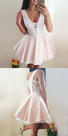5535759495 29 Amazing Homecoming and Graduation Dresses images