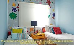 quarto-papel-de-parede-colorido