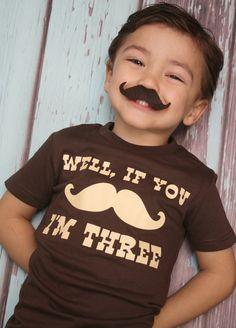 mustache shirt @Aimee Campbell