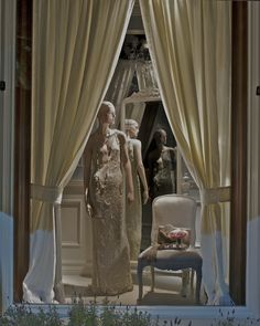Ralph Lauren Beverly Hills CA Spring Collection 2012 Window 5