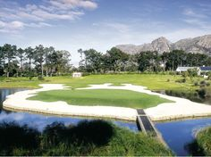 Photos: Best Golf Resorts and Hotels of 2012 : Condé Nast Traveler ---  TOP 20 FOREIGN GOLF RESORTS  1.  STEENBERG HOTEL, CONSTANTIA VALLEY, SOUTH AFRICA  Overall Score: 96.4