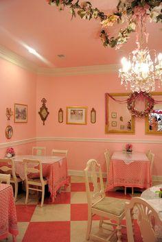 """Sisters tea parlor"" Louisville KY"