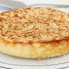 Gluten-Free Lemon, Ricotta & Almond Cake - Conventional Method.