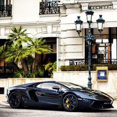 Nighthawk - Lamborghini Aventador