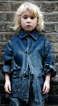 seee...i told you... No age for denim....