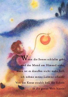 #gedicht #kindergarten #erzieher #erzieherin #laterne #laternenumzug #reim #kita