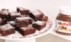 In this episode of Laura in the Kitchen Laura Vitale shows you how to make Nutella Brownies!