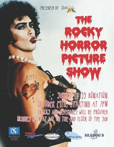 Rocky Horror Picture Show! It's just a jump to the left ;)