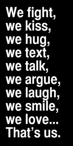 That's us ♡