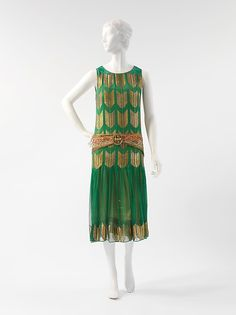 """Flêche d'Or"" Paul Poiret, 1925 The Metropolitan Museum of Art"