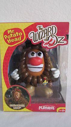 Mr Potato Head The Wizard of oz