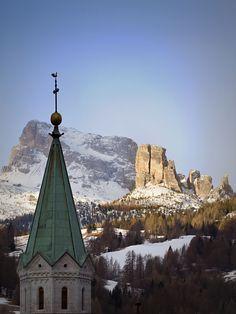 Ad un passo dalle Montagne (Cinque Torri), province of Belluno, Veneto