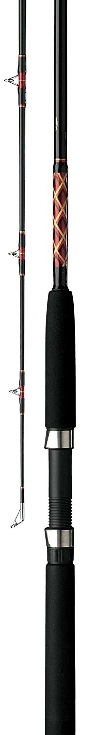 Penn MB2050C66 Mariner Boat Medium Heavy Power Conventional Rod with 20-50-Pounds Line Test, 6-Feet 6-Inch >>> Click on the image for additional details.
