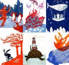 A Graphic Life: Laëtitia Devernay: illustratrice (version française)