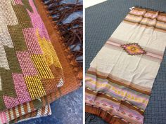 Cocoon Home | A DIY (Sort Of) Navajo Bedspread. | http://cocoonhome.com