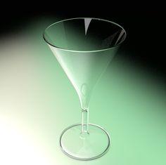 Copa Martini Frape # 3189 Excelente para bebida con y sin alcohol. Ideal para fiestas en la playa o en la alberca donde no se debe usar copas de cristal, sin perder el estilo de una copa elegante. Incluso es muy buena opción para cumpleaños.