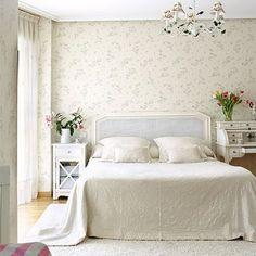 12 ideas de habitaciones decoradas con papeles pintados... una buena opción para tu próxima renovación!