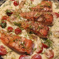 Seafood Dishes, Fish And Seafood, Fish Recipes, Baking Recipes, Recipies, Food N, Food And Drink, Vegetable Pizza, Salmon
