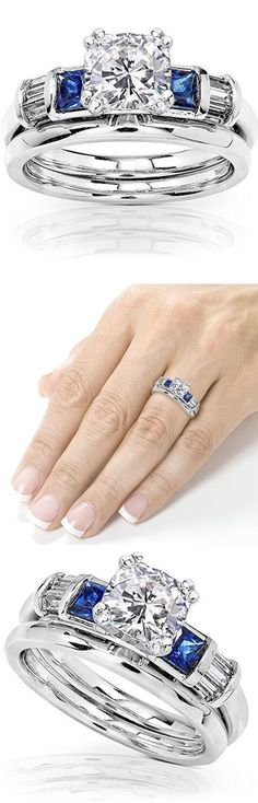 Awesome & Unique Moissanite Wedding, Anniversary & Engagement Rings Set Ideas / Inspiration for Men & Women which is made in Rose, Black Gold, Sterling Silver & comes in Princess Cut, Halo, Oval, Round, Pear, Skull, Cushion Cut, Solitaire Shape with stones like Emerald, Gems, Blue Sapphire, White Diamonds / Diamond These Brides / Bridal ring & Band sets are Vintage, Simple & Beautiful Jewelry Products which is cheap, inexpensive, affordable budget Non-Traditional Rings for Him, Her