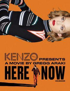 """Here Now"", le nouveau film Kenzo signé Gregg Araki"