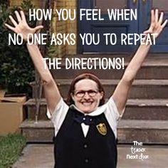 So rare but oh so wonderful! Find more teacher humor on The Teacher Next Door's Teacher Humor Board! English Teacher Humor, Teacher Humour, Teacher Sayings, Teacher Stuff, School Teacher, Teaching Memes, Teaching Resources, Teaching Ideas, Teachers