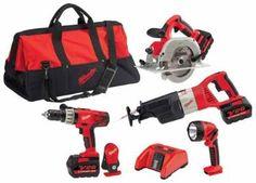 Make something using power tools.