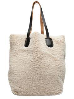 MARNI - Shearling bag