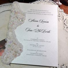 LACE OF MY HEART                traditional. royal. vintage. poetic. timeless. www.bohemiandreams.co.uk
