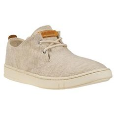 Timberland - Chaussures Hookset Handcrafted Fabric Homme - Lin
