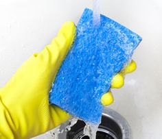 The Kitchen Sponge Theory for skin care