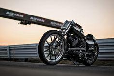 Harley-Davidson Japan: The Street Build Off - Bike EXIF